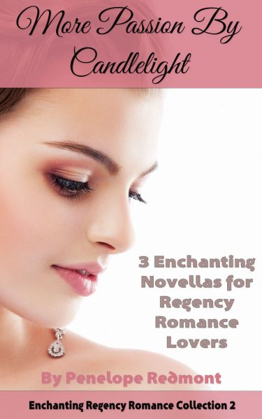 More Passion By Candlelight: Regency Romance