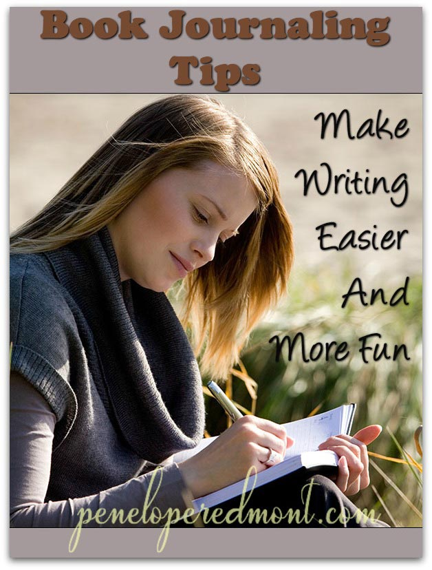 Book Journaling Tips: Make Writing Easier And More Fun