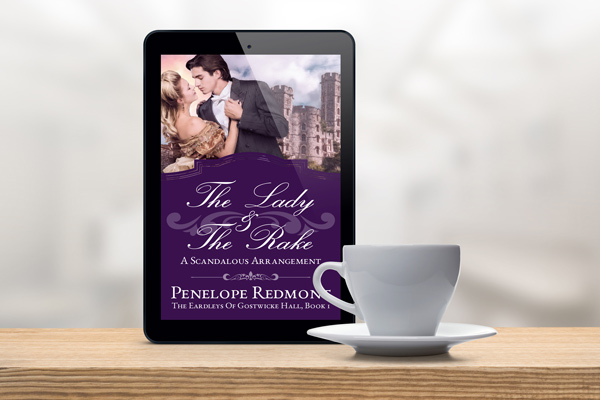 Cover Reveal: New Regency Romance Series