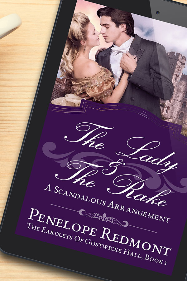 Regency Romance: Next For The Eardleys, Elaine's Story