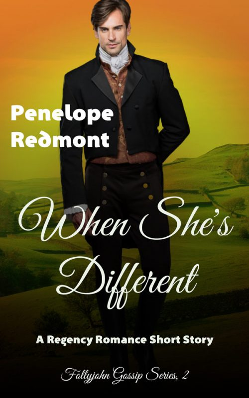 When She's Different: A Regency Romance Short Story