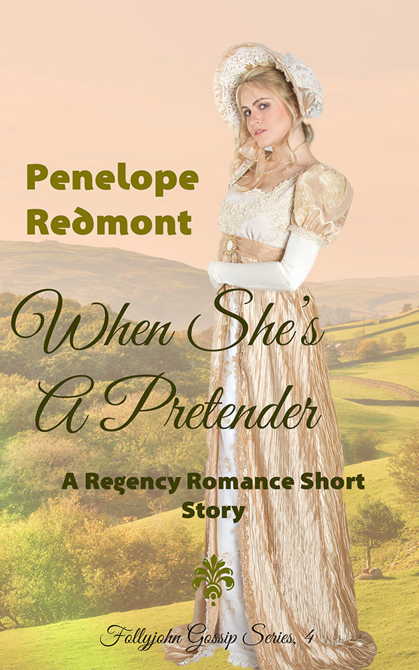When She's A Pretender: A Regency Romance Short Story