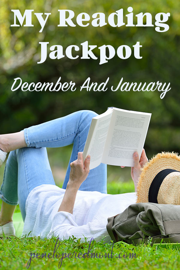 My Reading Jackpot: December And January