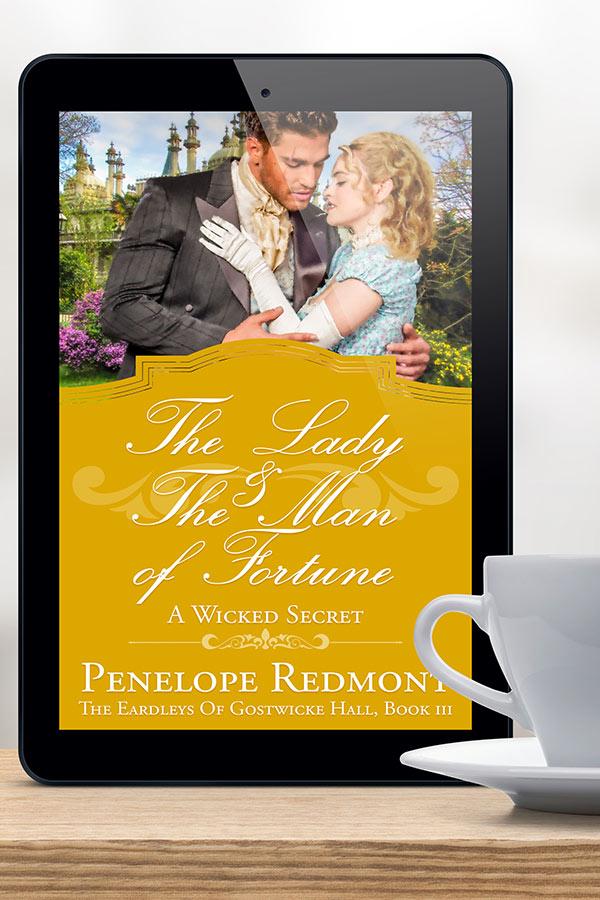 Clean Regency Romance: Cover Reveal Of The Third Eardleys' Novel