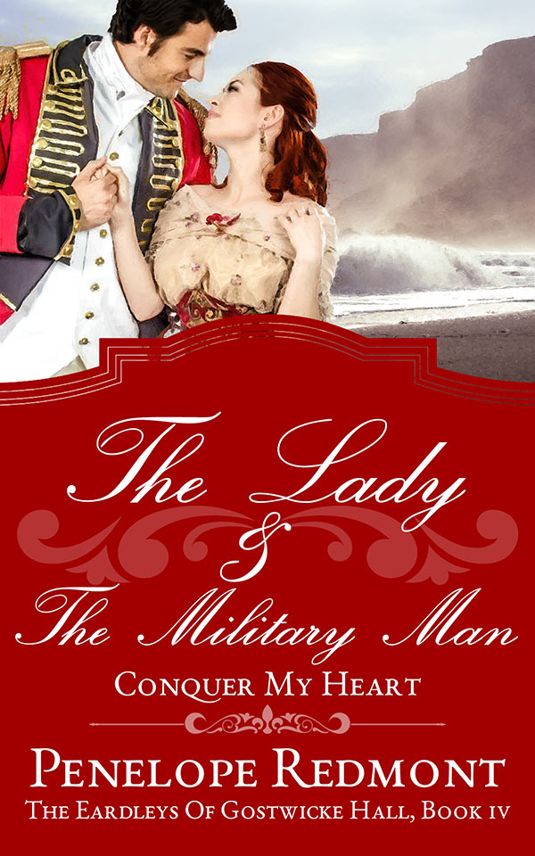 Clean Regency Romance Novels: Eardleys 4 Cover Reveal
