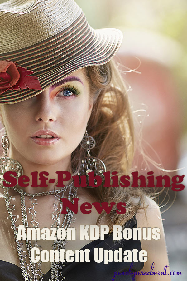 Self-Publishing News: Amazon KDP Bonus Content Update